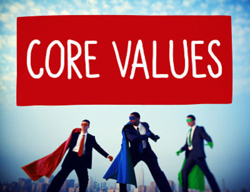 Hey agency owner – have you defined your values, mission and vision?