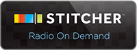 Available on Stitcher