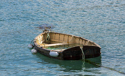 Your boat can only carry so much weight