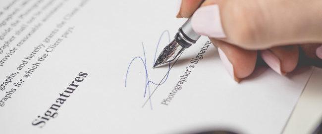 nondisclosure agreement
