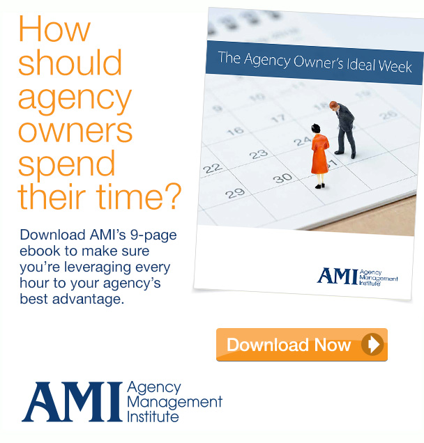 How should an agency owner spend their time?