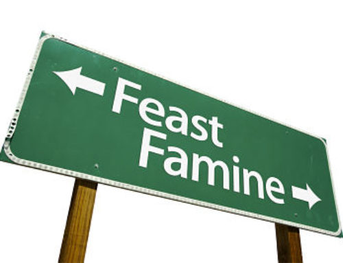 End your New Biz Cycle of Feast or Famine