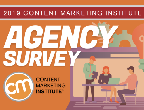 CMI releases new research looking at agencies and content marketing delivery