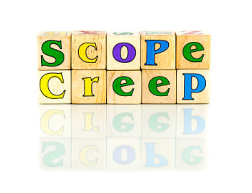 How are you controlling scope creep?