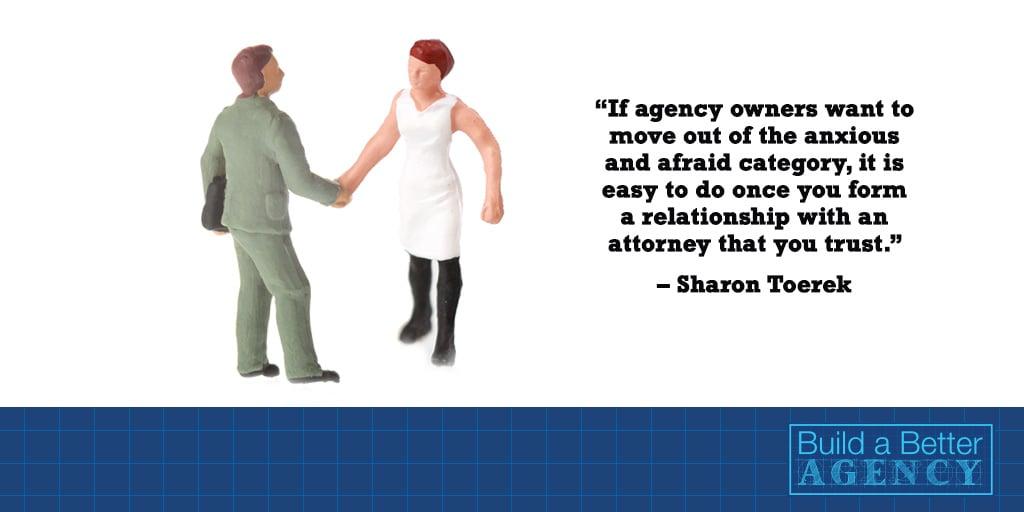 Agency attorney