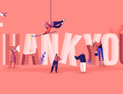 To Slow Down And Appreciate Agency Life, Get Grateful