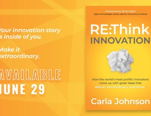 RE:Think Innovation is the book you need to read right now!