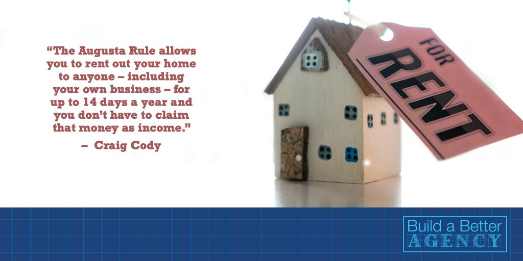 Agency Owner Tax Strategies