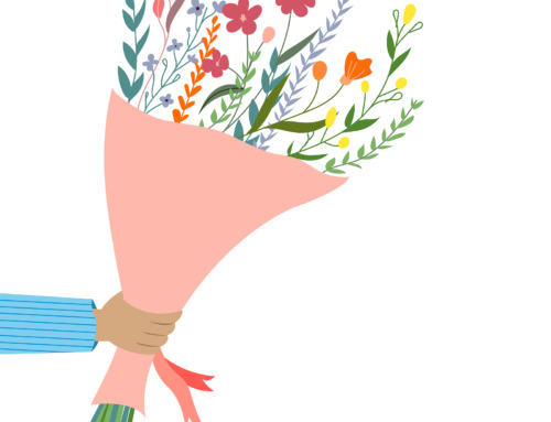 When was the last time you sent flowers?